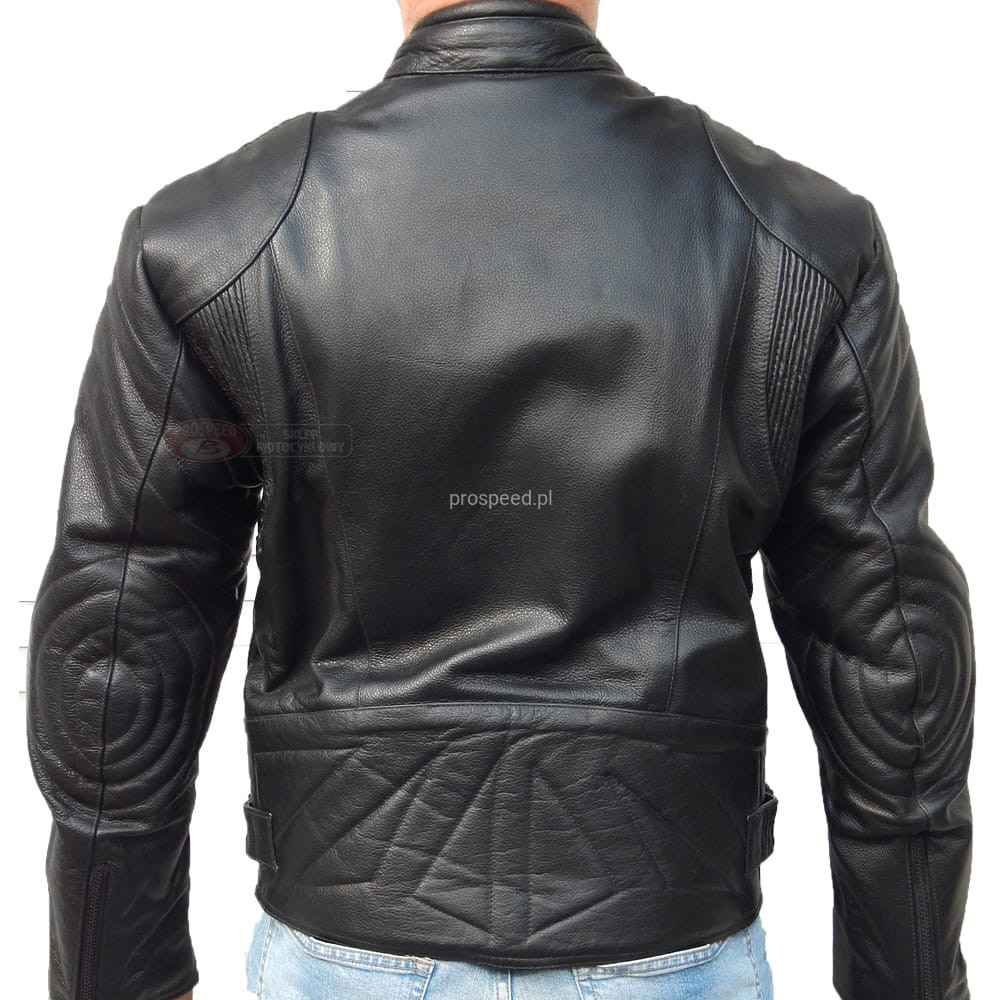 4824e9ead057e Kurtka Skórzana Męska Limo z protektorami - Sklep motocyklowy Prospeed