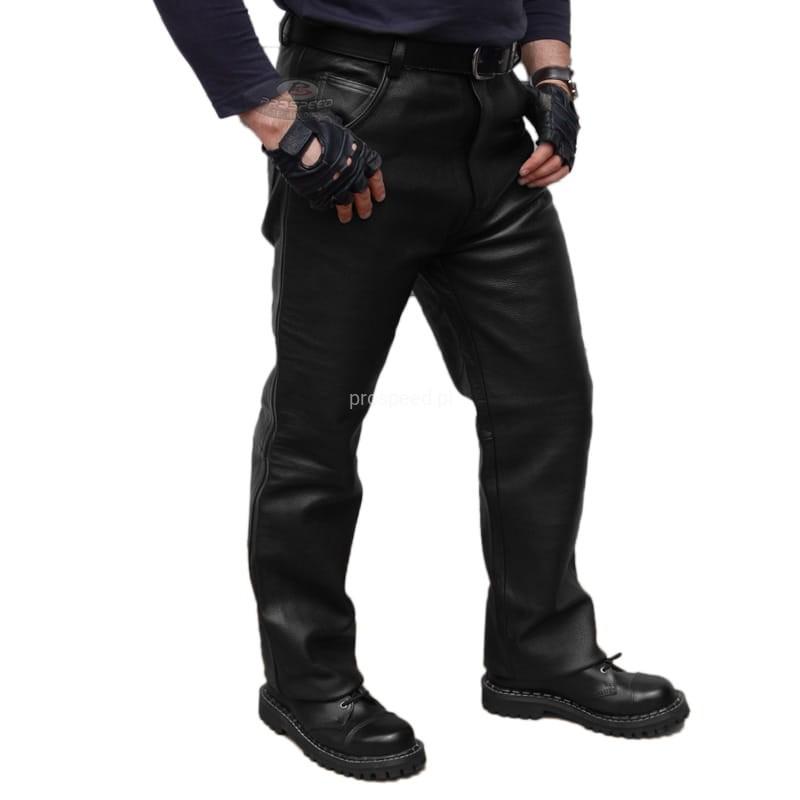 a5528a6260006 Spodnie Motocyklowe Skórzane Proste Anilina. spodnie_proste_przod.jpg.  spodnie_proste_przod. ...