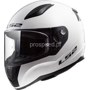 Kask Motocyklowy LS2 RAPID SOLID WHITE