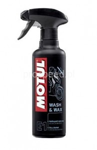 Wosk Motul Wash & Wax E1