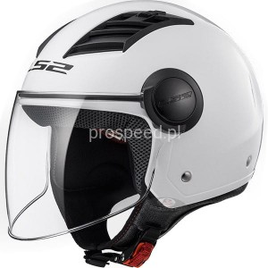 Kask Motocyklowy LS2 OF562 AIRFLOW SOLID WHITE