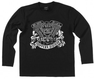 Longsleeve Brand Choppers Division