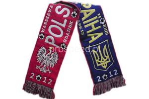 404268bcc Szalik Okazjonalny Polska-Ukraina EURO 2012